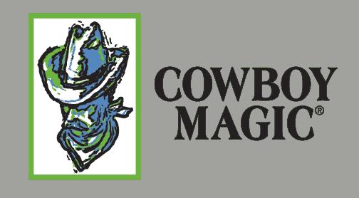 logo Cowboy Magic