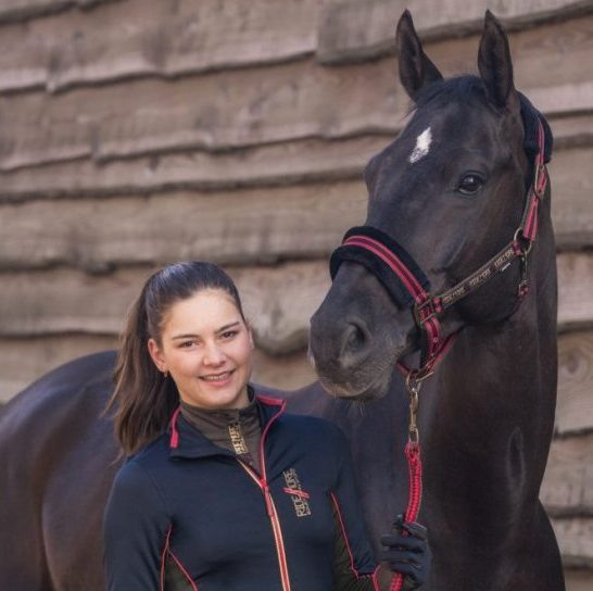 paard en ruiter horka