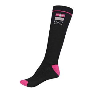 Peak sokken roze