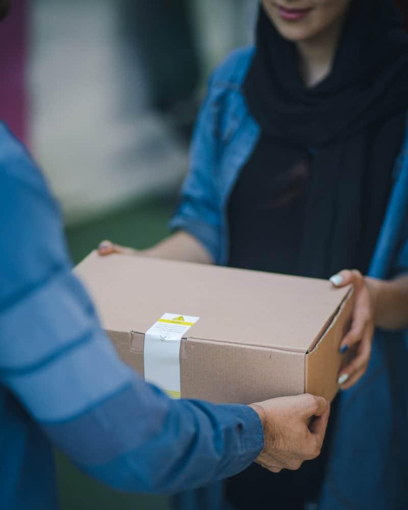 pakket retour