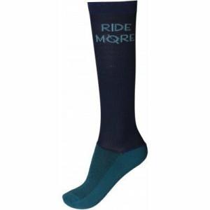 sokken ride more blue