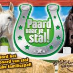 Paard naar je stal