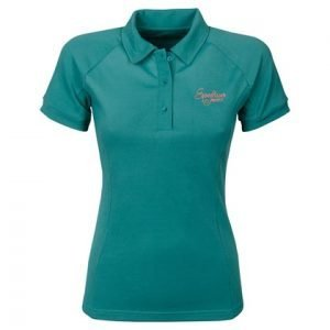 Poloshirt Stella - Viridian Green -