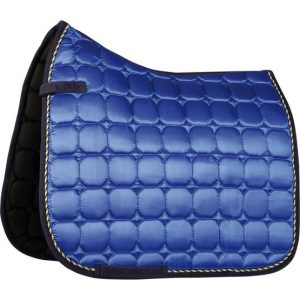 Zadeldek LouLou Satin - True Blue -